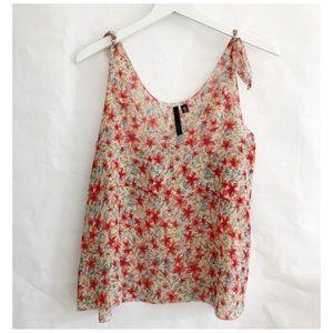 Bellatrix floral print camisole